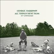 Click here for more info about 'George Harrison - All Things Must Pass - Deluxe 3CD Edition - Sealed'
