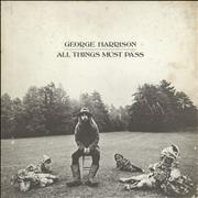 Click here for more info about 'George Harrison - All Things Must Pass - GB Box - Complete - EX'