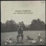 Click here for more info about 'George Harrison - All Things Must Pass - Red Vinyl'