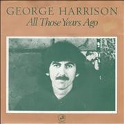 Click here for more info about 'George Harrison - All Those Years Ago'