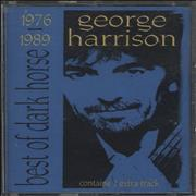 Click here for more info about 'George Harrison - Best Of Dark Horse 1976-1989'
