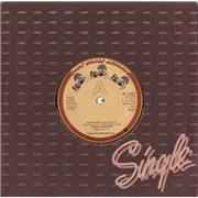 "George Harrison Blow Away UK 7"" vinyl"