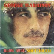 Click here for more info about 'George Harrison - Blow Away'