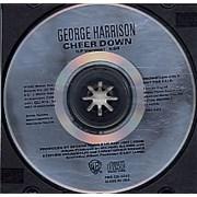 George Harrison Cheer Down USA CD single Promo