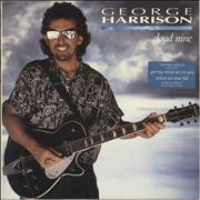 Click here for more info about 'George Harrison - Cloud Nine - Stickered'