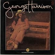 Click here for more info about 'George Harrison - Dark Horse'