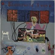 George Harrison Electronic Sound - orig + inner - VG UK vinyl LP