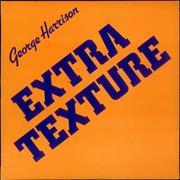 Click here for more info about 'George Harrison - Extra Texture - EX'