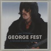 Click here for more info about 'George Harrison - George Fest: A Night To Celebrate The Music Of George Harrison'