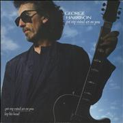 Click here for more info about 'George Harrison - Got My Mind Set On You + Poster'