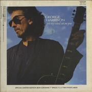 Click here for more info about 'George Harrison - Got My Mind Set On You - Box - EX'