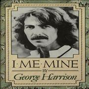 Click here for more info about 'George Harrison - I Me Mine'