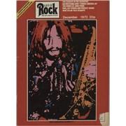 George Harrison Let It Rock - December 1972 UK magazine