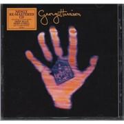 George Harrison Living In The Material World UK CD album