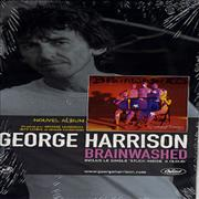 Click here for more info about 'George Harrison - Nouvel Album - Brainwashed'