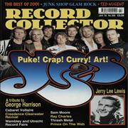 Click here for more info about 'George Harrison - Record Collector - January 2002'