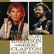 Click here for more info about 'George Harrison - Rock Legends'