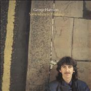 Click here for more info about 'George Harrison - Somewhere In England - EX'