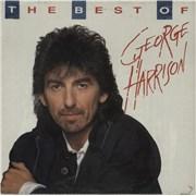 George Harrison The Best Of - Sealed Italy vinyl LP