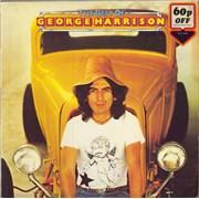 George Harrison The Best Of George Harrison - EX UK vinyl LP