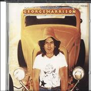 George Harrison The Best Of Japan CD album