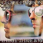 Click here for more info about 'George Harrison - Thirty-Three & 1/3'