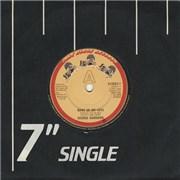 "George Harrison Wake Up My Love UK 7"" vinyl"