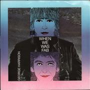 Click here for more info about 'George Harrison - When We Was Fab - Solid'