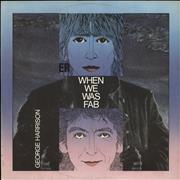 Click here for more info about 'George Harrison - When We Was Fab'