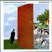 Click here for more info about 'George Harrison - Wonderwall Music - 2nd'