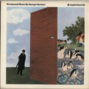 Click here for more info about 'George Harrison - Wonderwall Music - 1st + Insert'