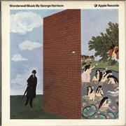 Click here for more info about 'George Harrison - Wonderwall Music - 2nd - Ex'