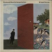 George Harrison Wonderwall Music - VG UK vinyl LP