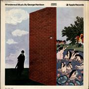 George Harrison Wonderwall Music Italy vinyl LP