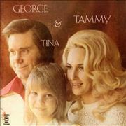 Click here for more info about 'George Jones & Tammy Wynette - George & Tammy & Tina'