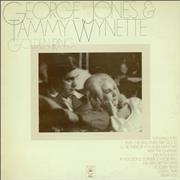Click here for more info about 'George Jones & Tammy Wynette - Golden Ring'