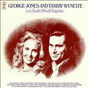Click here for more info about 'George Jones & Tammy Wynette - Let's Build A World Together'