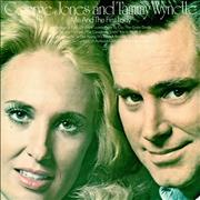 Click here for more info about 'George Jones & Tammy Wynette - Me And The First Lady'