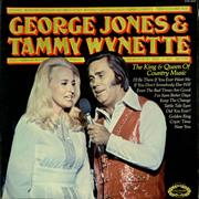 Click here for more info about 'George Jones & Tammy Wynette - The King & Queen Of Country Music'