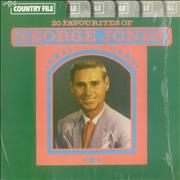 Click here for more info about 'George Jones - 20 Favourites Of George Jones'