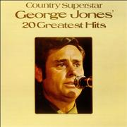 Click here for more info about 'George Jones - 20 Greatest Hits'