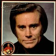 Click here for more info about 'George Jones - Anniversary - Ten Years Of Hits'