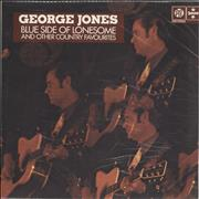 Click here for more info about 'George Jones - Blue Side Of Lonesome And Other Country'