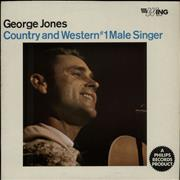 Click here for more info about 'George Jones - Country And Western #1 Male Singer'