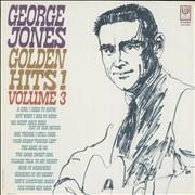 Click here for more info about 'George Jones - Golden Hits! Volume 3'