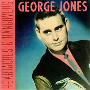 Click here for more info about 'George Jones - Heartaches And Hangovers'