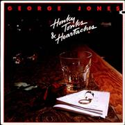Click here for more info about 'George Jones - Honky Tonks & Heartaches'