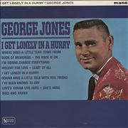 Click here for more info about 'George Jones - I Get Lonely In A Hurry'