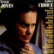 Click here for more info about 'George Jones - Ladies' Choice'