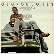 Click here for more info about 'George Jones - Memories Of Us'